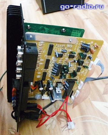 Электроника акустической